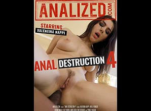 Anal Destruction 4 Valentina Nappi